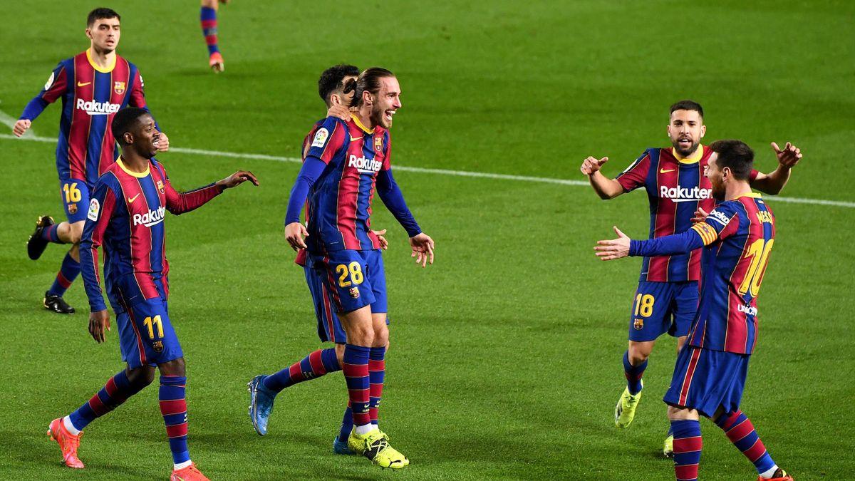 Liga – 27ème j. | Les notes de FC Barcelone – Huesca (4-1) 1