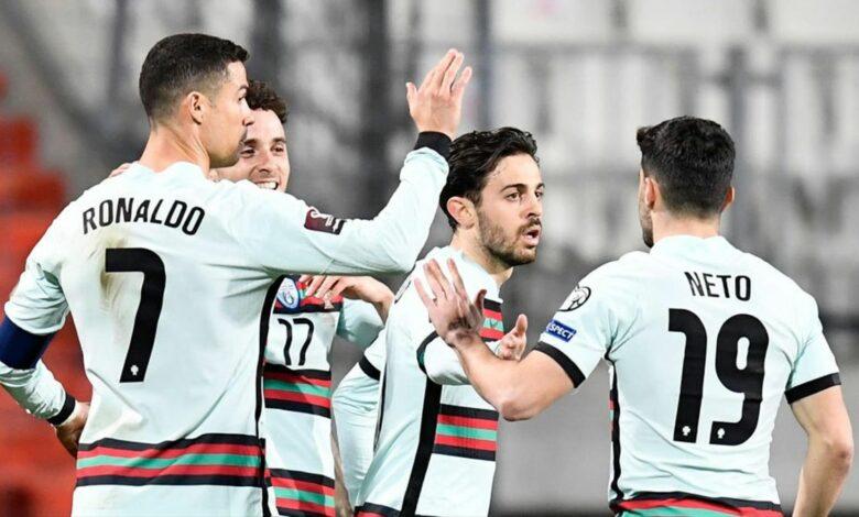 Mondial 2022 - Qualifications | Les notes de Luxembourg - Portugal (1-3) 5