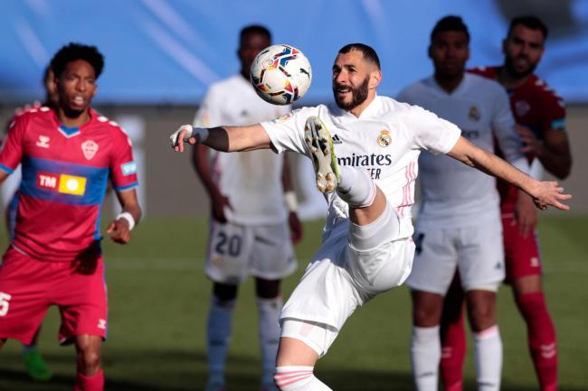 Liga – 27ème j. | Les notes de Real Madrid – Elche (2-1) 1
