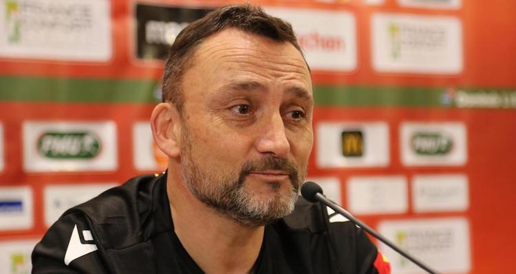 RC Lens : Le coach Franck Haise «ne joue pas l'Europe...» 1