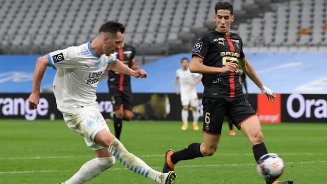 Ligue 1 - 22ème j. | Les notes de OM - Stade Rennais (1-0) 1