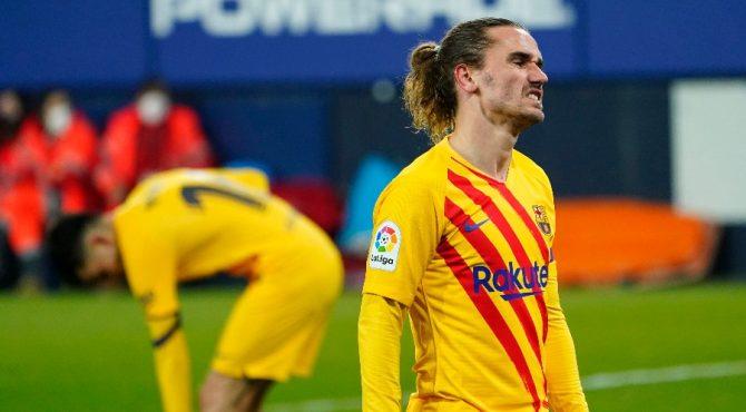 FC Barcelone : Cette ancienne légende blaugrana allume Griezmann ! 1
