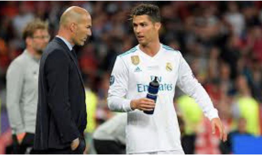 Real Madrid : Zidane se prononce sur un éventuel come-back de CR7 ! 1