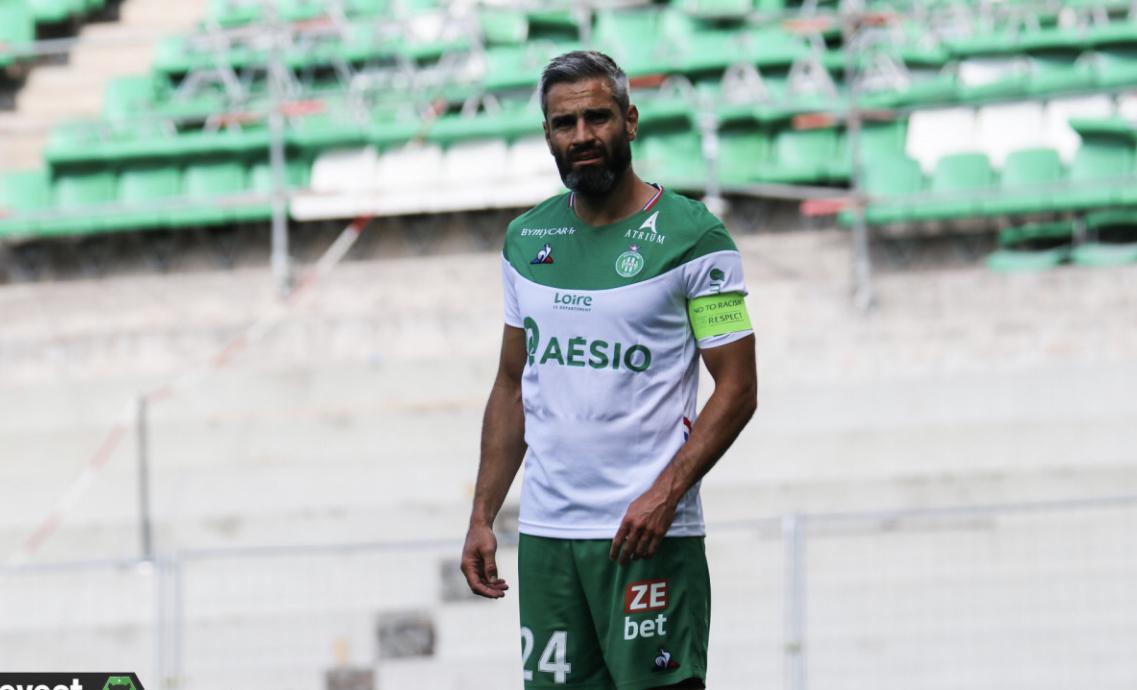 ASSE : Loïc Perrin se rappelle de ce mauvais souvenir avec les Verts ! 1