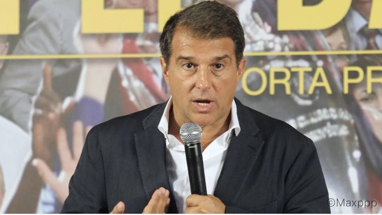 FC Barcelone : Le président Laporta s'enflamme pour son rendez-vous au Parc des Princes ! 1