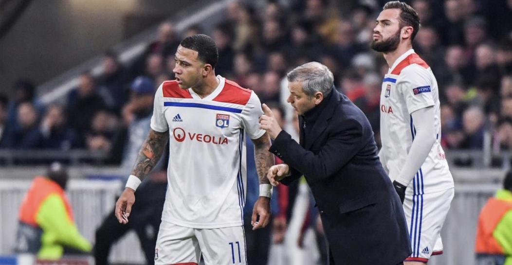 OL, Rennes : Bruno Génésio répond au tacle de Depay ! 1