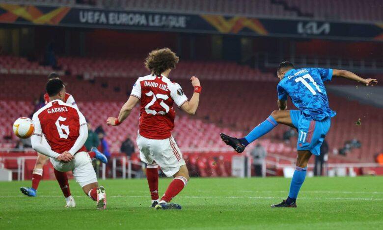 Ligue Europa - 1/8 retour | Les notes de Arsenal - Olympiakos (0-1) 15
