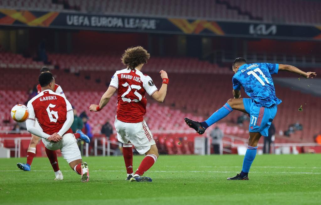 Ligue Europa - 1/8 retour | Les notes de Arsenal - Olympiakos (0-1) 1