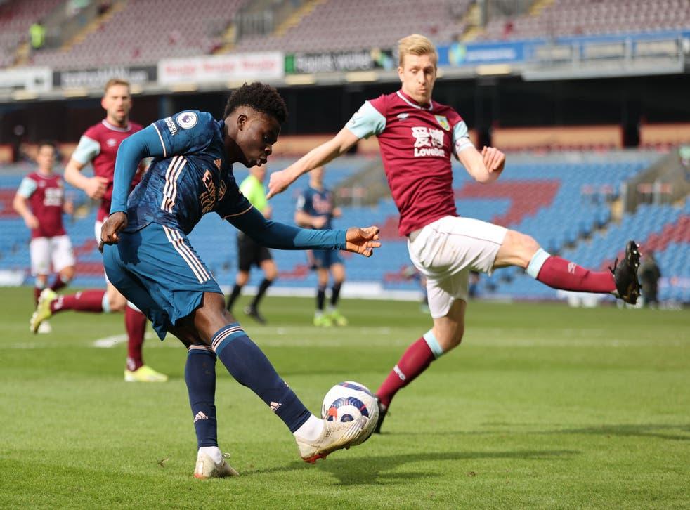 Premier League - 27ème j. | Les notes de Burnley - Arsenal (1-1) 1