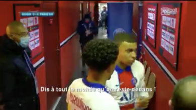 Photo of PSG : Abdou Diallo à Mbappé, « t'es un c... toi ! »