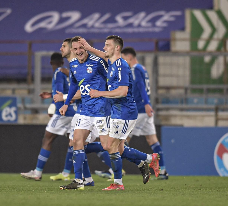 Ligue 1 – 28ème j.   Les notes de Strasbourg – Monaco (1-0) 1