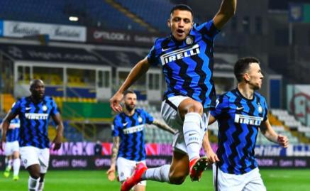 Serie A - 25ème j. | Les notes de Parme - Inter (1-2) 1