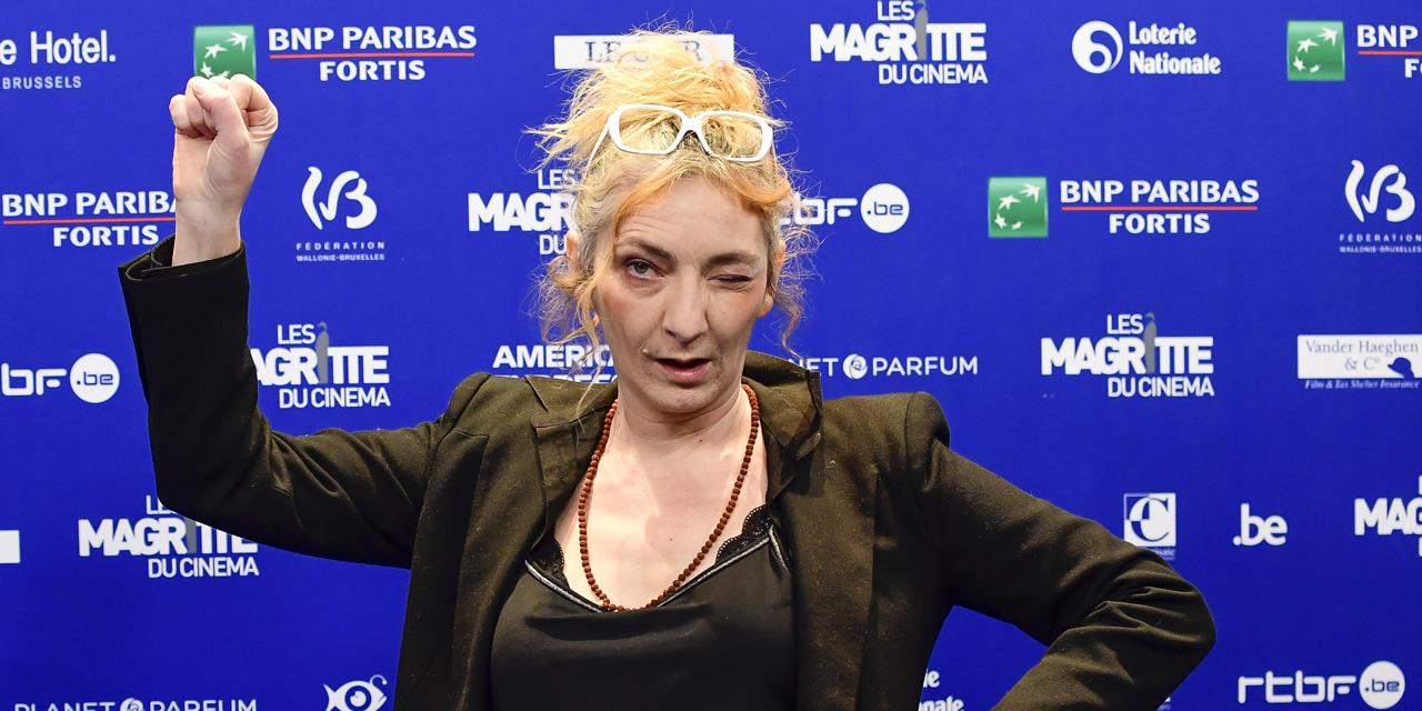 César 2021 : Qui est Corinne Masiero, qui a fait sensation hier soir en tombant la robe ? 1