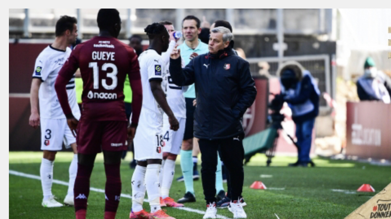 """Stade Rennais, Génésio sur Doku : """"On oublie parfois qu'il n'a que 18 ans"""" 1"""