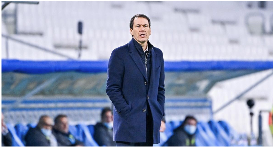 OL : Rudi Garcia revient sur la gestion de la fin de saison ! 1