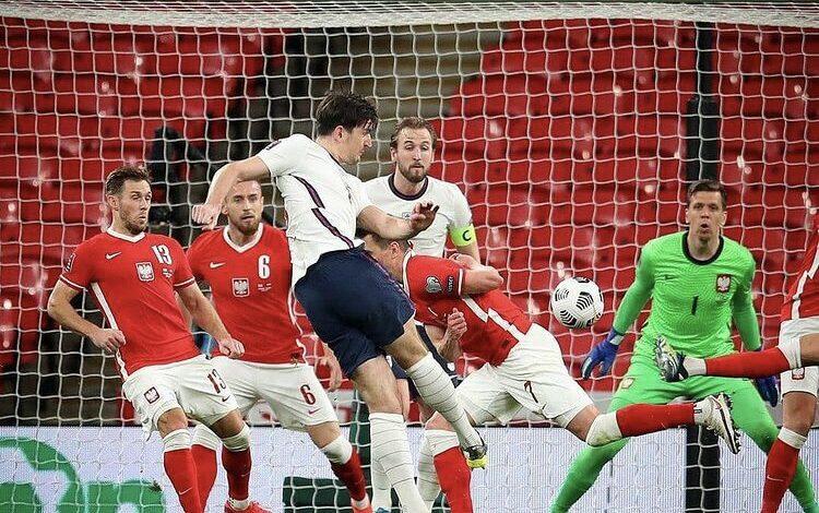 Mondial 2022 - Qualifications | Les notes de Angleterre - Pologne (2-1) 3