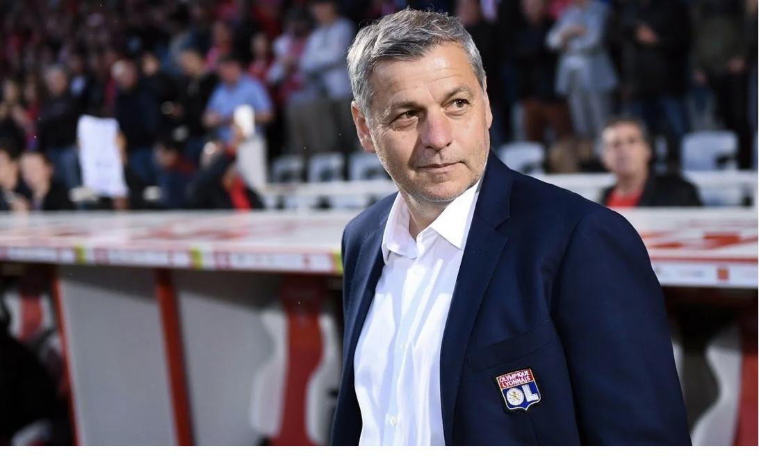 OL : Ce joueur du Real Madrid reconnaissant envers l'ancien coach des Gones, Genesio ! 1