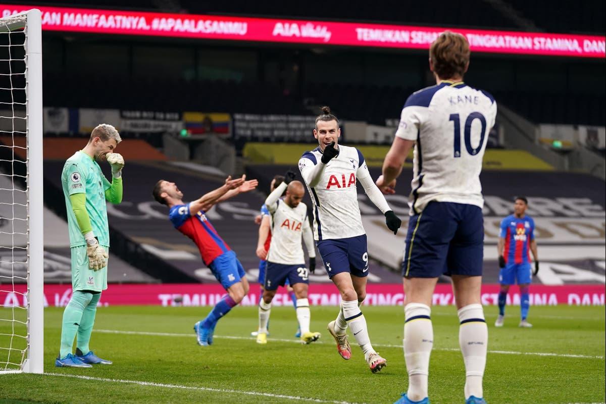 Premier League - 27ème j. | Les notes de Tottenham - C.Palace (4-1) 1