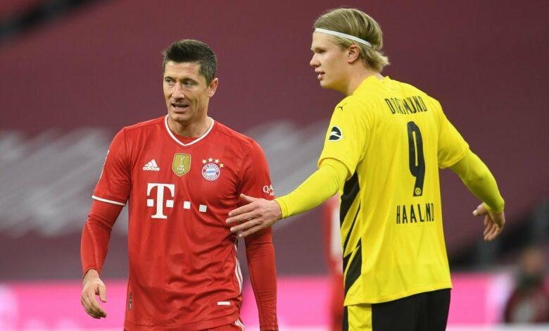 Bundesliga - 24ème j. | Les notes de Bayern - Dortmund (4-2) 11