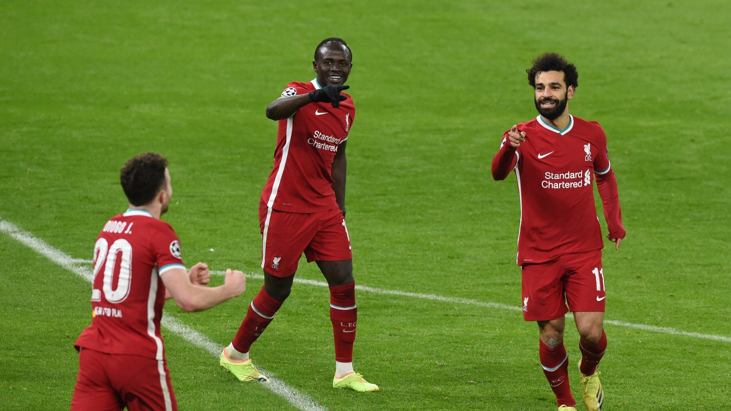 Ligue des Champions - 1/8 retour | Les notes de Liverpool - Leipzig (2-0) 1