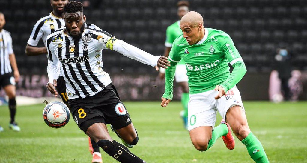 Ligue 1 - 29ème j.   Les notes de Angers - ASSE (0-1) 1