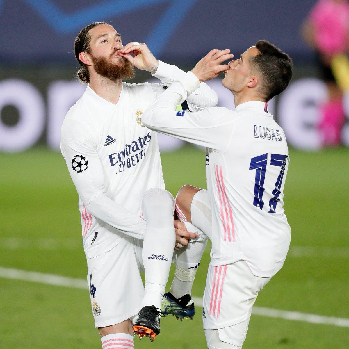 Ligue des Champions – 1/8 retour   Les notes de Real Madrid – Atalanta Bergame (3-1) 1