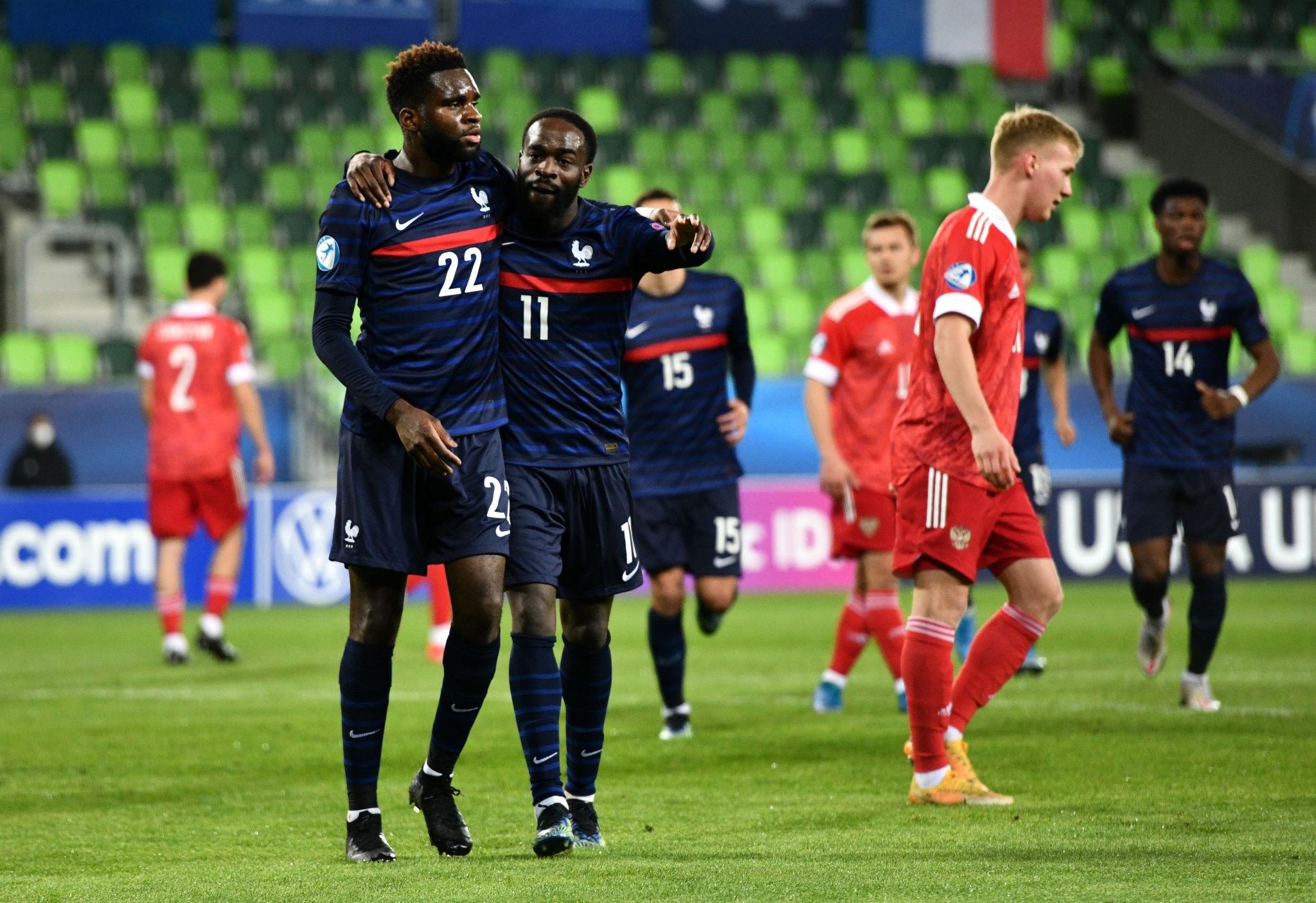 Euro Espoirs - 2ème j. | Les notes de Russie - France (0-2) 1