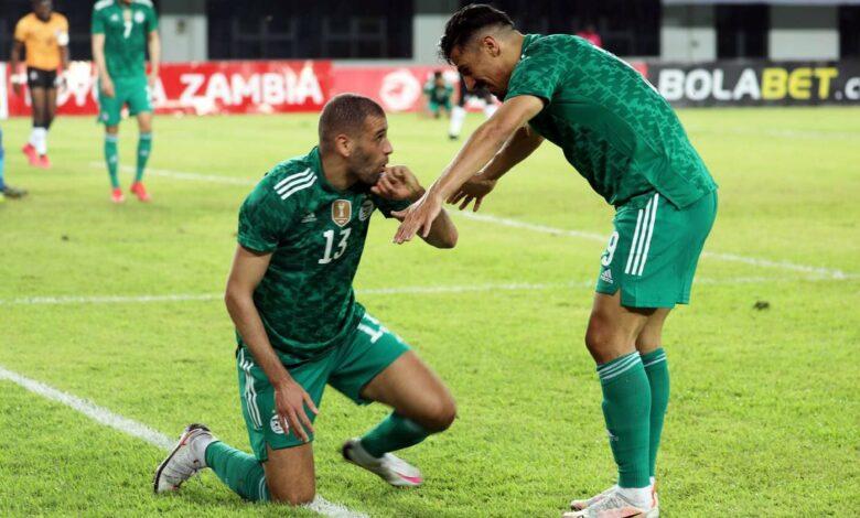 CAN 2021 - Qualifications | Les notes de Algérie- Botswana (5-0) 13