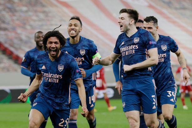 Ligue Europa - 1/8 aller | Les notes de Olympiakos - Arsenal (1-3) 17