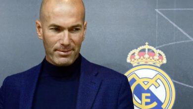 Photo of OL, Real Madrid : Zinedine Zidane à fond sur un crack des Gones !