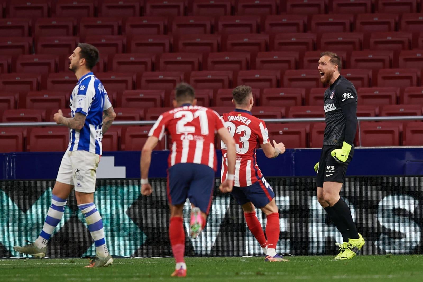 Liga - 28ème j. | Les notes de Atlético de Madrid - Alavès (1-0) 1