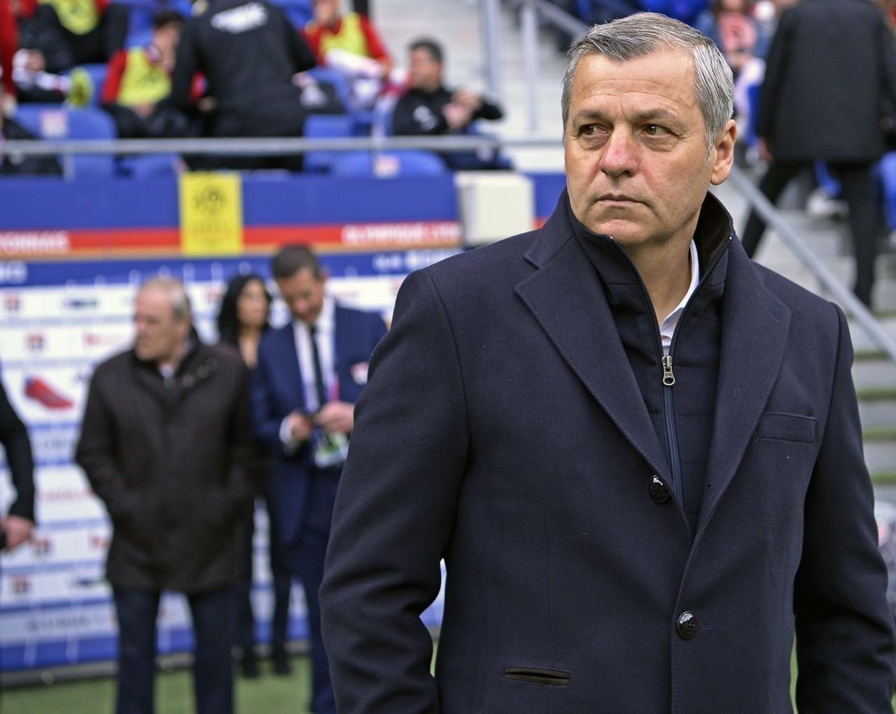 Stade Rennais : Ce cadre refuse d'abandonner l'objectif premier des Bretons ! 1