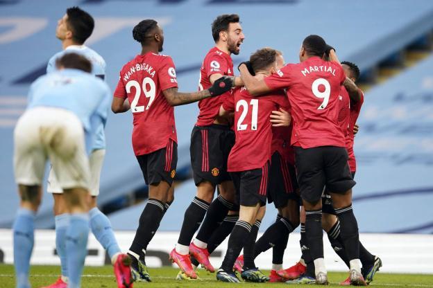Premier League - 27ème j. | Les notes de Manchester City - Manchester United (0-2) 1