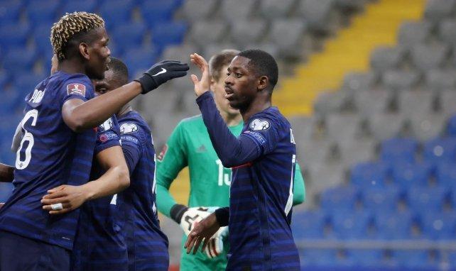 Mondial 2022 - Qualifications | Les notes de Kazakhstan - France (0-2) 1