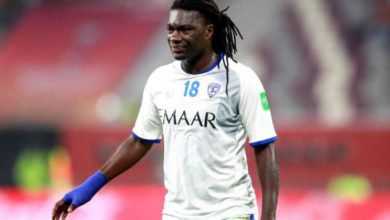 Photo of ASSE : Bafétimbi Gomis reconnaissant envers le club stéphanois !