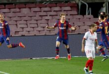 Photo of Coupe du Roi – 1/2 retour | Les notes de FC Barcelone – Séville FC (3-0 a.p)