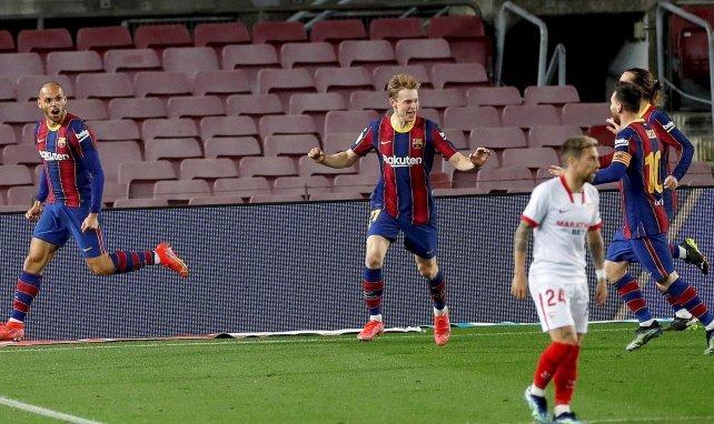 Coupe du Roi – 1/2 retour | Les notes de FC Barcelone – Séville FC (3-0 a.p) 1