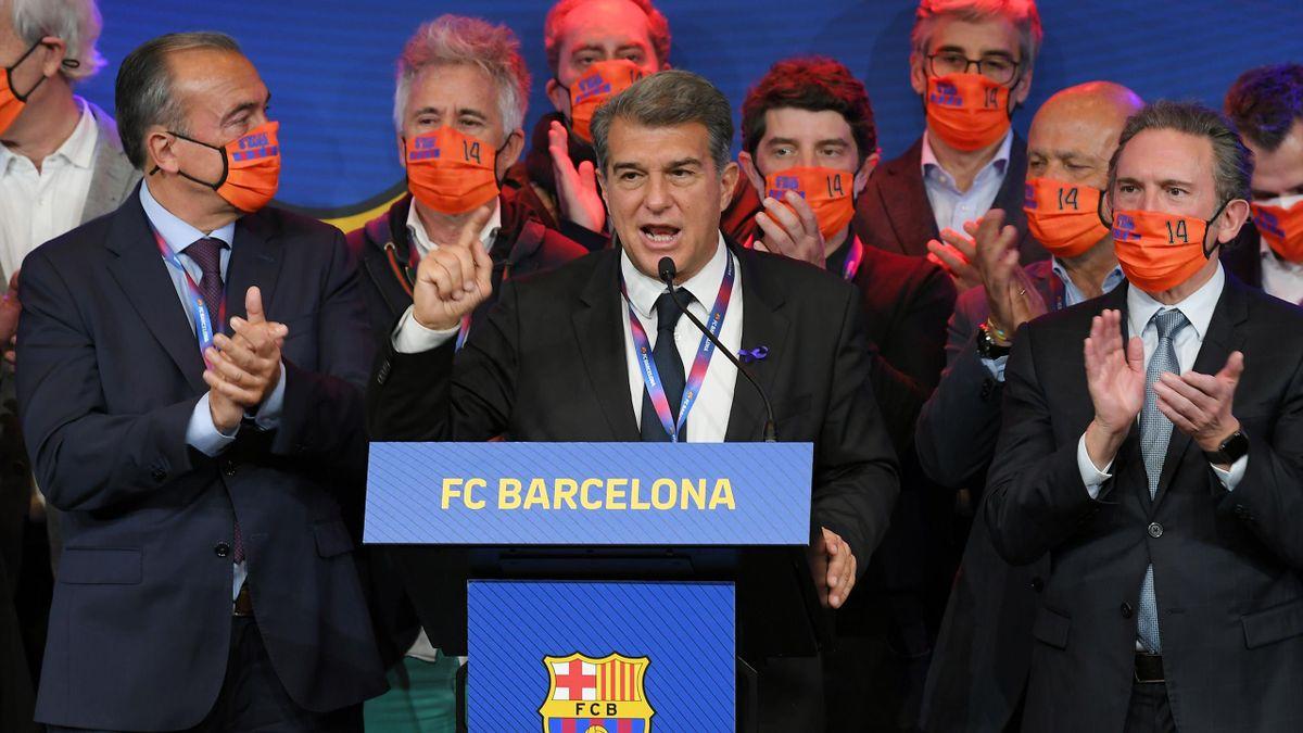 FC Barcelone : Joan Laporta prend une grande décision pour l'avenir de Koeman ! 1