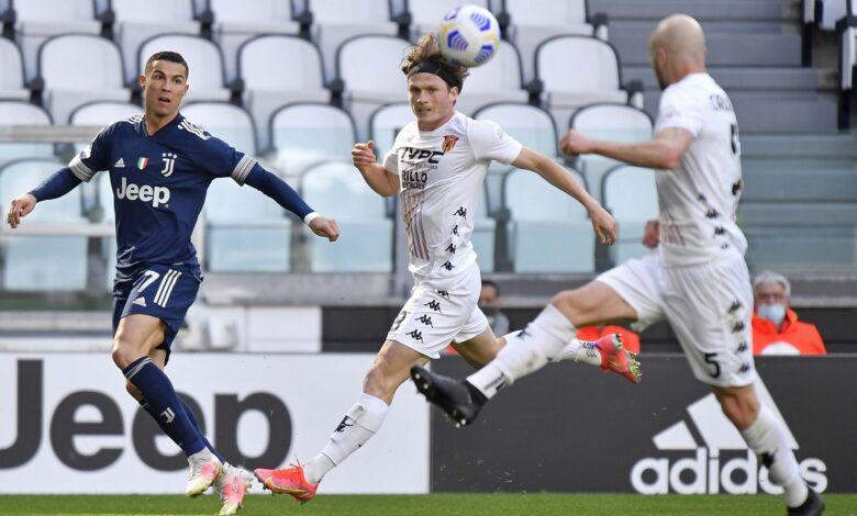 Serie A - 28ème j. | Les notes de Juventus - Benevento (0-1) 14