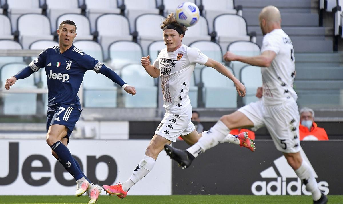 Serie A - 28ème j. | Les notes de Juventus - Benevento (0-1) 1