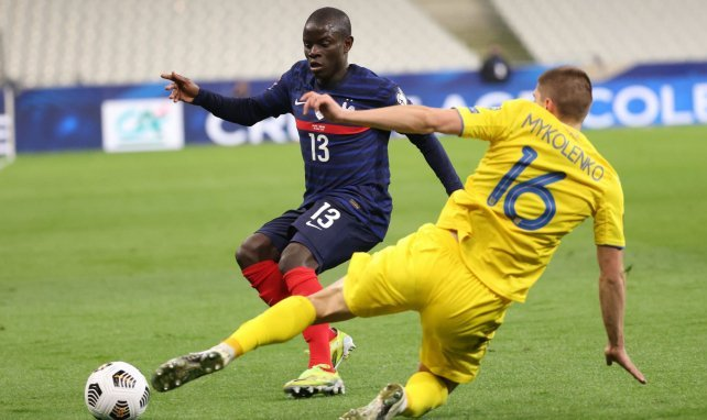 Mondial 2022 - Qualifications | Les notes de France - Ukraine (1-1) 1