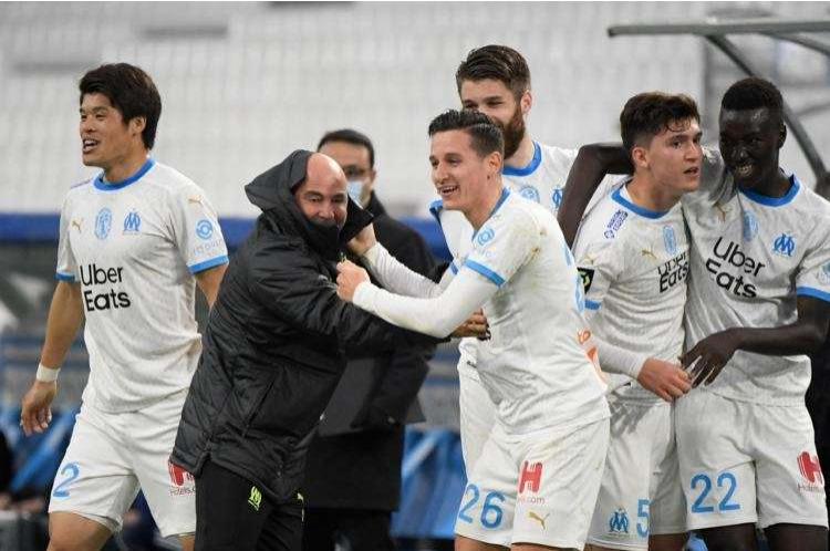 Ligue 1 - 29ème j. | Les notes de OM - Brest (3-1) 1