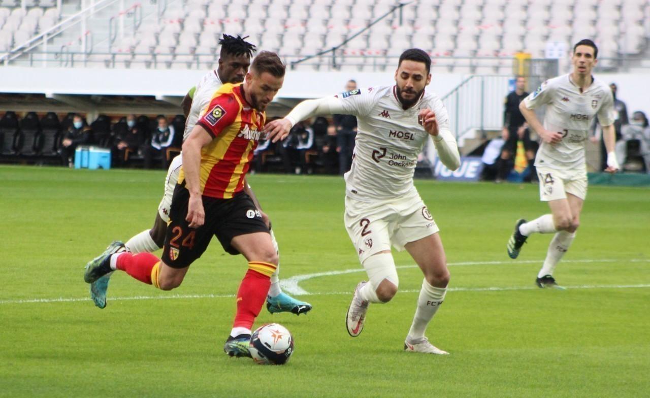 Ligue 1 - 29ème j. | Les notes de RC Lens - FC Metz (2-1) 1