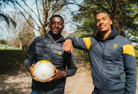 FC Nantes : Randal Kolo Muani évoque ses débuts avec les Bleuets ! 1