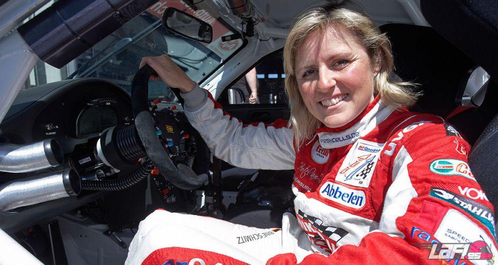 La pilote Sabine Schmitz, reine du Nürburgring, emportée par le cancer 1