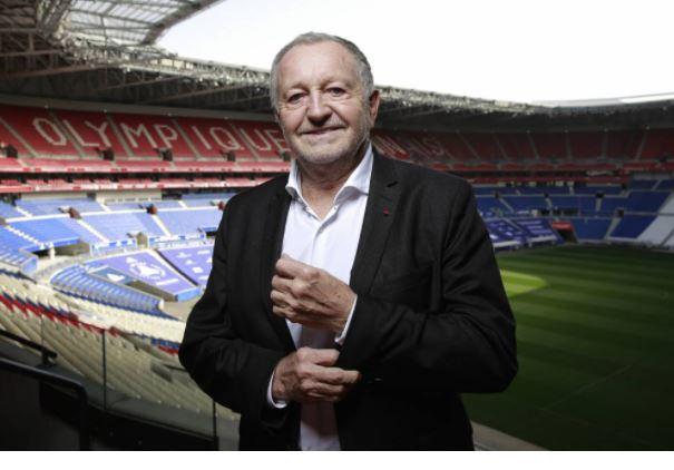 OL : Jean-Michel Aulas reçoit un très bel hommage ! 1