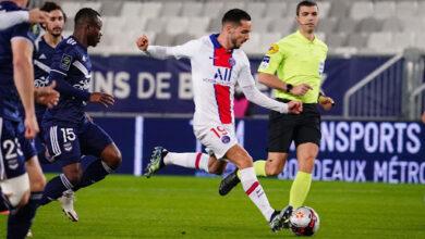 Photo of Ligue 1 - 28ème j.   Les notes de Bordeaux - PSG (0-1)