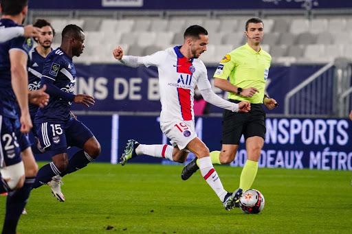 Ligue 1 - 28ème j.   Les notes de Bordeaux - PSG (0-1) 1
