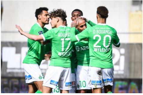 ASSE : Le club connaît sa position sur ce classement dévoilé par la Ligue 1 ! 1