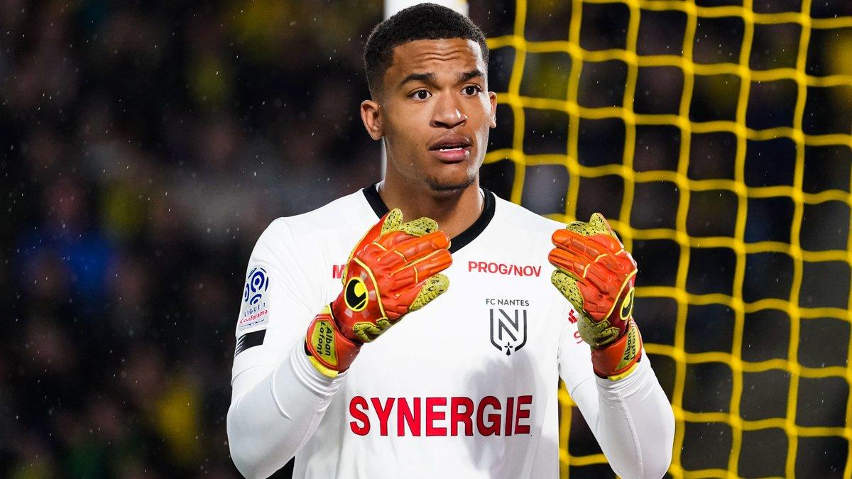 FC Nantes : Où est classé Lafont parmi les meilleurs gardiens de L1? 1